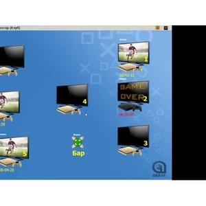 Программа для автоматизации игрового клуба PlayStation,  PS4,  Xbox