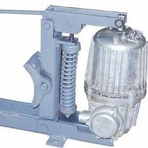 Тормоз крановый ТКГ в сборе с гидротолкателем ТЭ