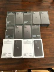 Apple iPhone 11 Pro Max, iPhone 11, iPhone X 128GB,  Samsung Galaxy Note